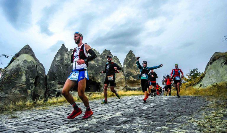 Kapadokya'da 80 ülkeden 2.650 sporcu, doğal güzelliklerin içinde binlerce yıllık medeniyetlerin izinde koşacak…